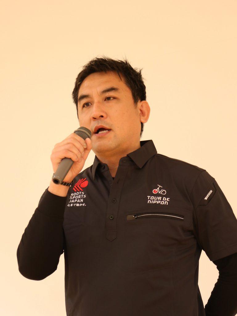 中島ルーツ・スポーツ・ジャパン代表理事が語る「サイクルツーリズムで地域振興」