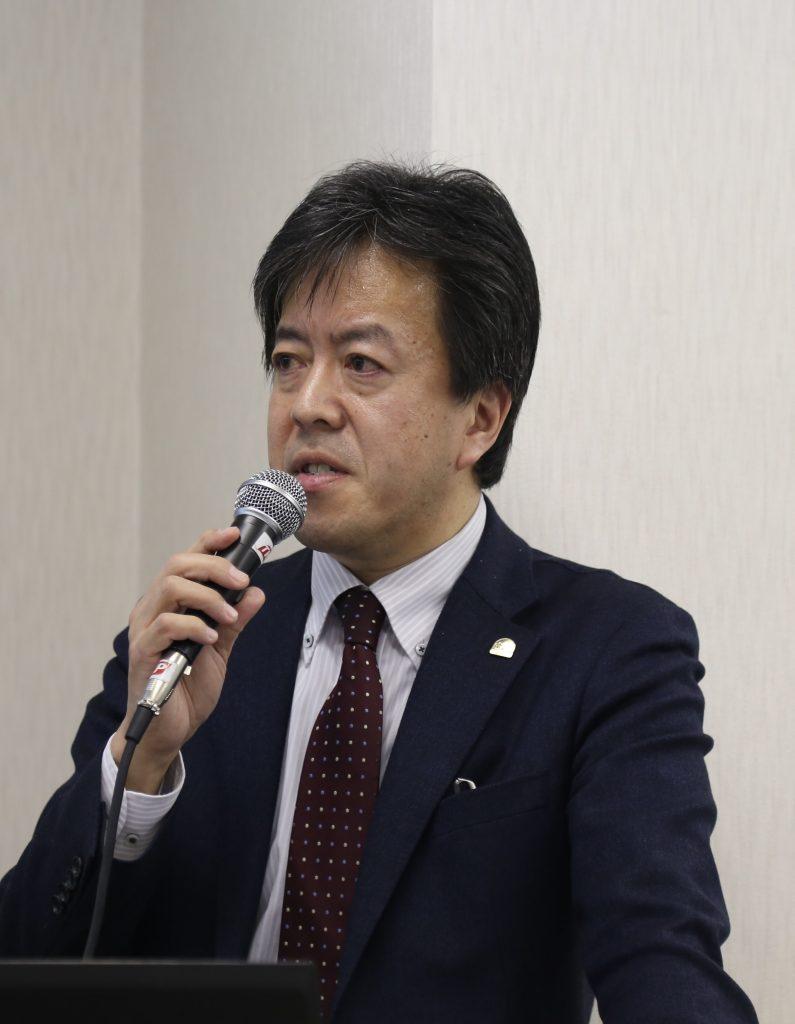 大阪観光局の塩見魅力創造部長が語る「大阪の災害で見えてきた課題と対策」