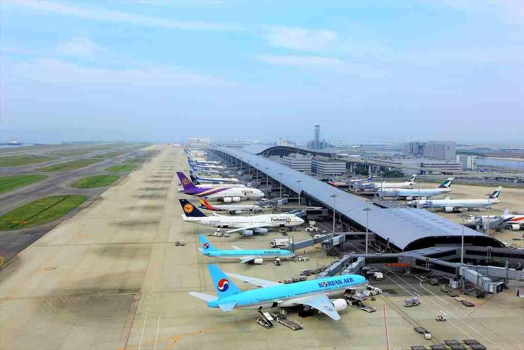 17年冬期日本発航空座席は108万席超に