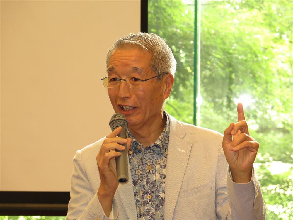 ICUの山本智巳学長特別補佐が語る「グローバルで活躍するために」