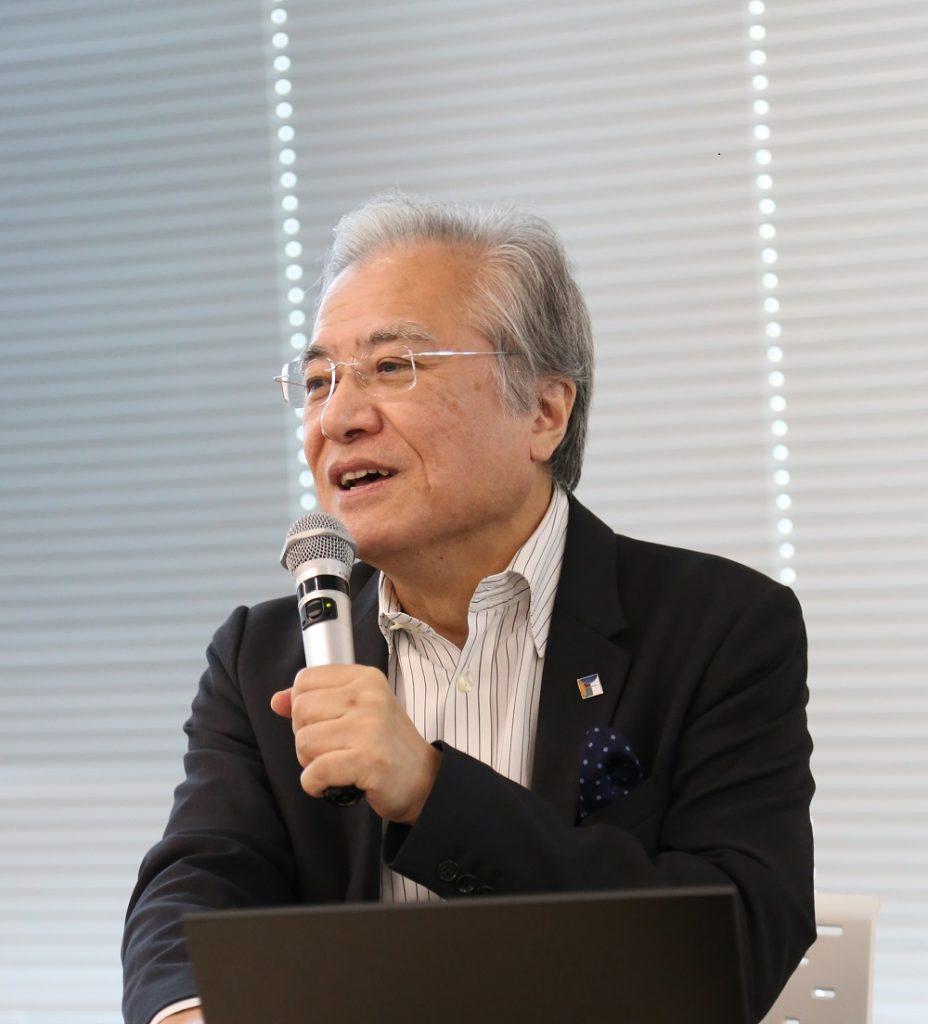 INIADの坂村健学部長が語る「5Gで変わる産業」
