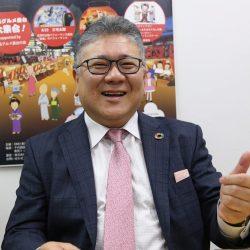 「ビジネスの視点で神社をプロデュース」 CoCoRo代表取締役社長  清原正光氏