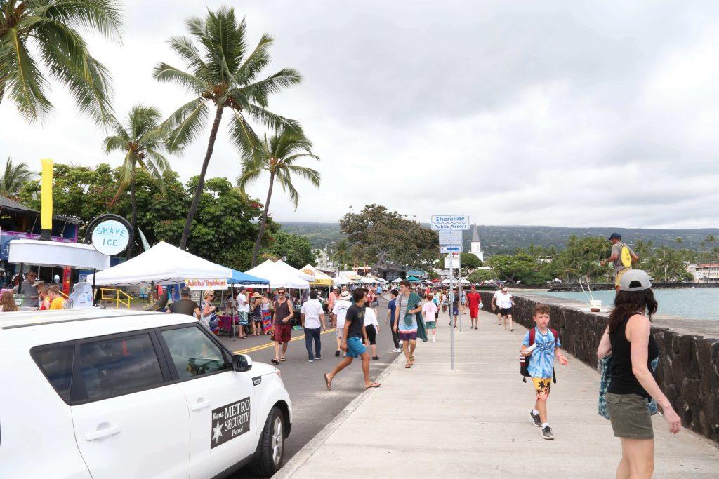 人気底堅いハワイ、ホノルル好調も隣島の底上げ急務