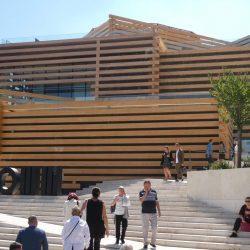 トルコ古都に新美術館、アナトリア地方の文化拠点に