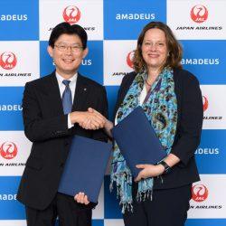 JL国際線予約、グローバル対応急務でアマデウス移行