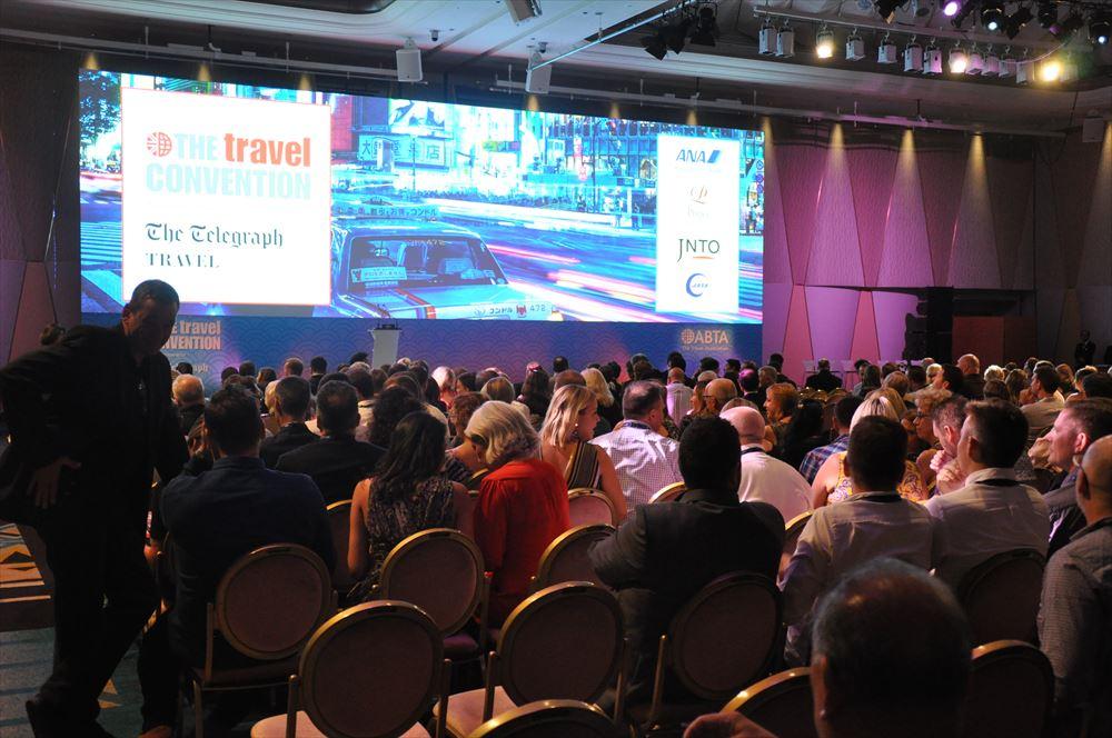 東京に英国旅行業幹部500人集結 ABTA年次総会