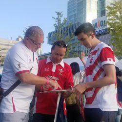 ラグビーW杯で欧米豪誘客に手応え、自治体がプロモーション強化