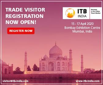 ITB INDIA: Trade Visitor Registration Now Open!
