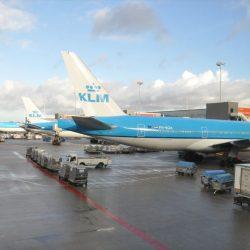 環境配慮で最先端走るKLMオランダ航空