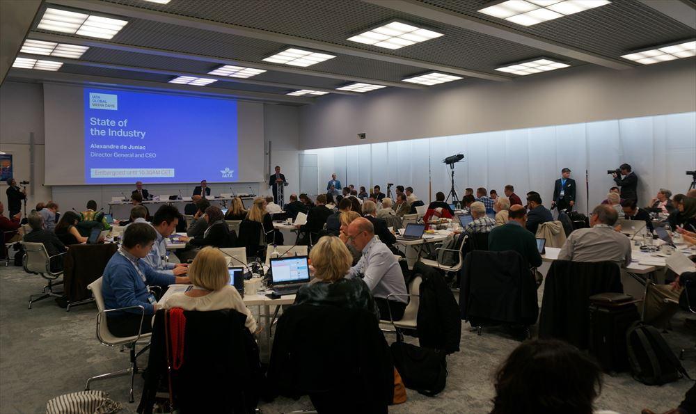 IATA「誇り持てる飛行に」 世界的課題に対応
