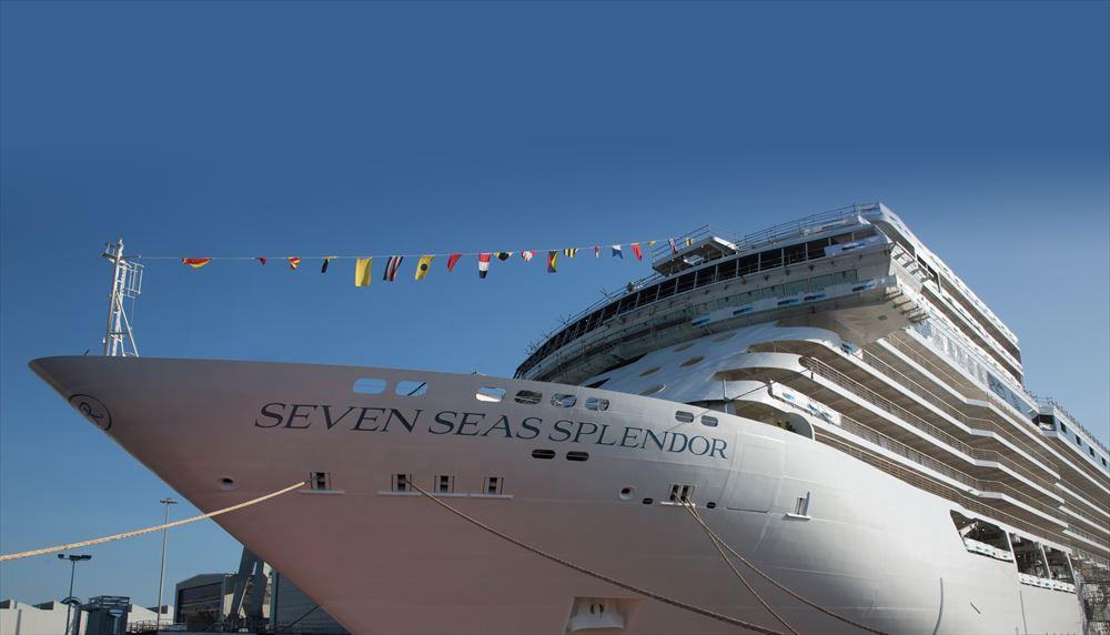 ノルウェージャンクルーズライン、ラグジュアリー客船の訴求強化