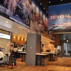 JR東日本、訪日客特化の新店舗 初の食・物販融合