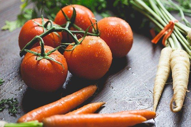 まるかじり朝採れ野菜