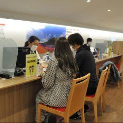 感染対策講じ、旅行大手が店舗営業を再開  JTBは初日から申し込みも