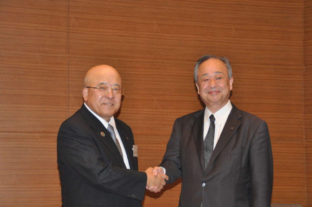 JATA会長に東武の坂巻社長、協調と共創で難局乗り越え