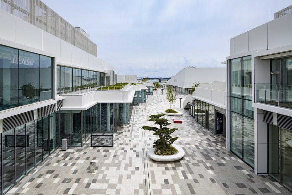 羽田に新産業創造・発信拠点、先端技術と文化融合で7月3日開業