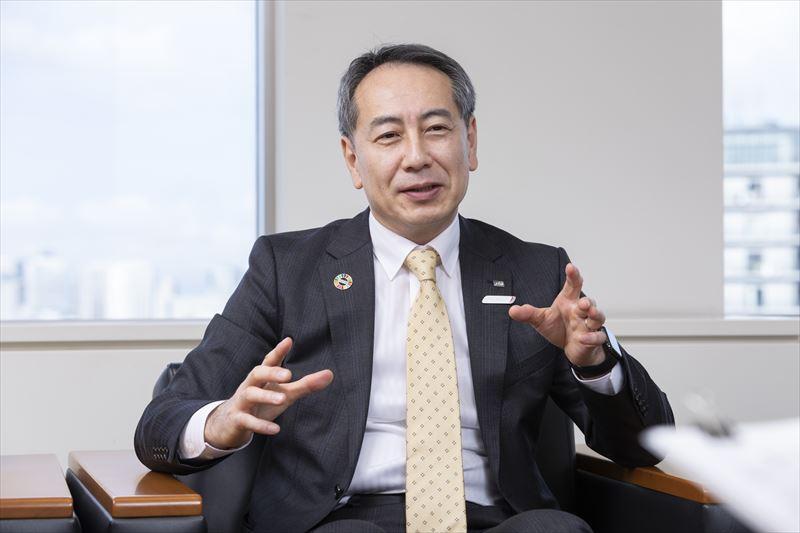 すべての答えはマーケットにある JTB代表取締役社長・山北栄二郎氏
