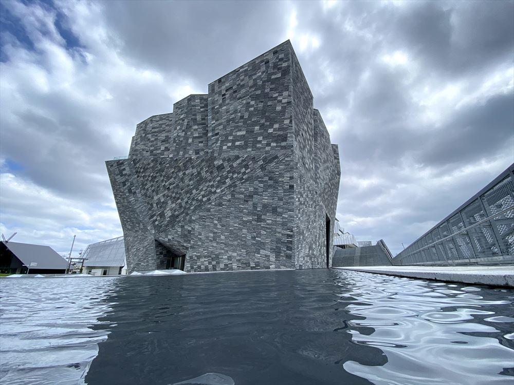 所沢市に新名所、角川武蔵野ミュージアムがプレオープン