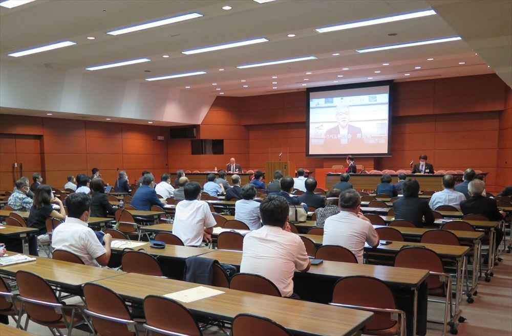 トラベル懇話会が特別決議 「検査拡充と陰性証明で経済活動維持を」
