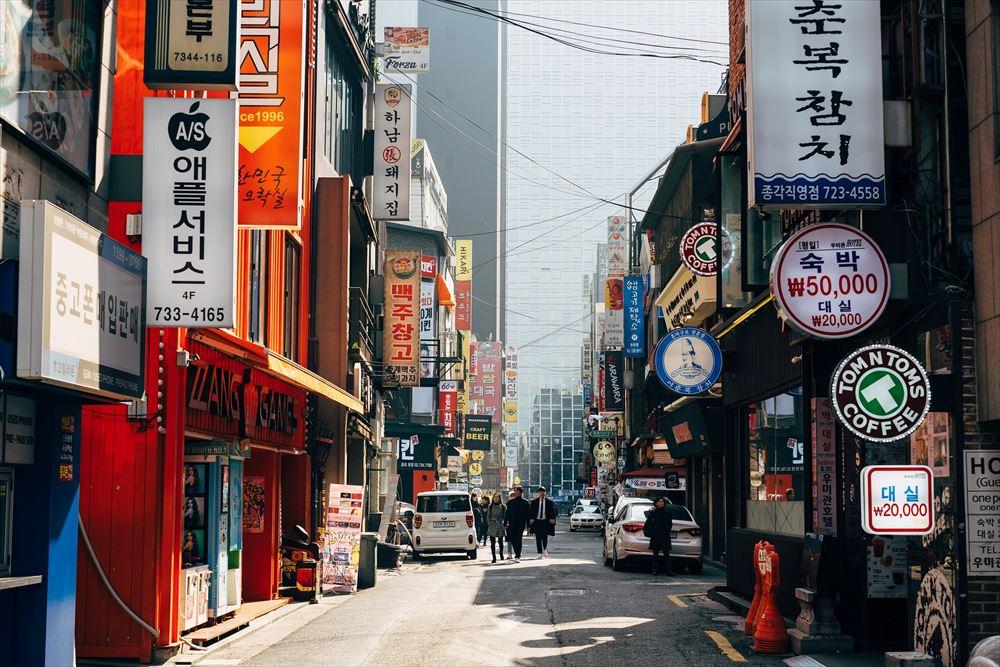 韓国の21年観光予算10.1%増、産業再生へ融資支援やベンチャー育成