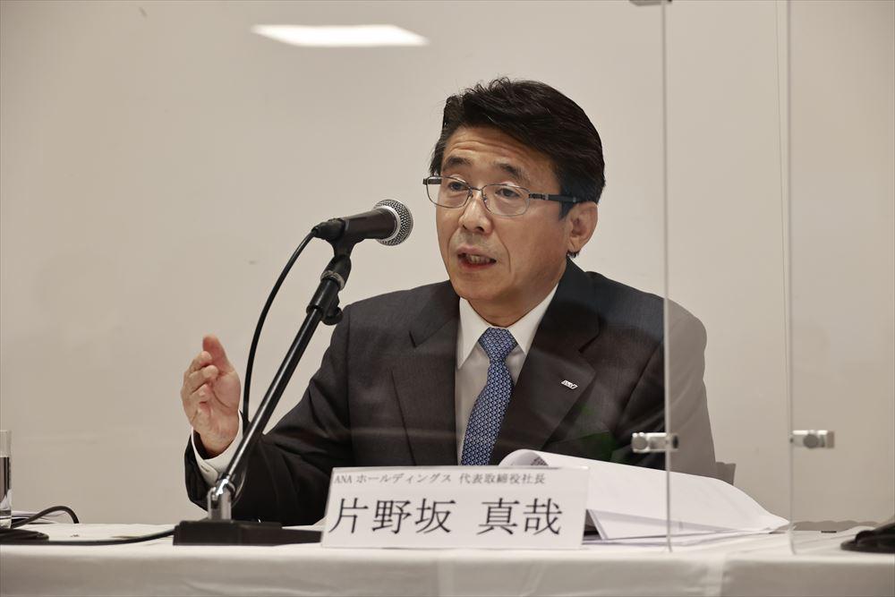 ANAHD、旅行事業改革に大なた 片野坂社長「スーパーアプリ目指す」