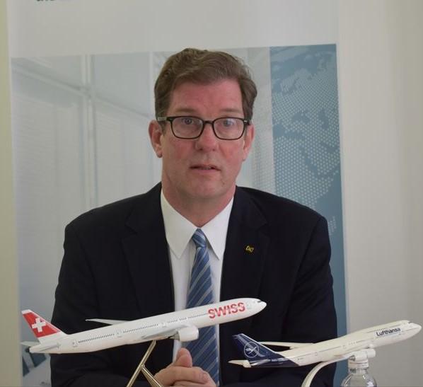 ルフトハンザ日本支社長、日本/欧州間のトラベルバブル要望