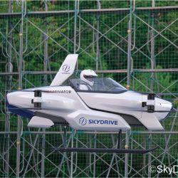 空飛ぶクルマ、事業化へ官民前進 専門部署や実証誘致で23年の有人飛行へ