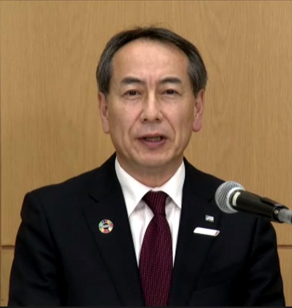 JTB、過去最大の純損失1052億円 山北社長「今年度黒字化を実現」