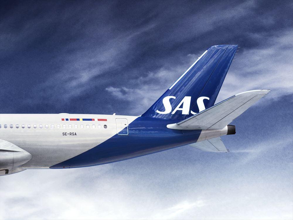 スカンジナビア航空が羽田/コペンハーゲン線 週2便運航、五輪需要見込む