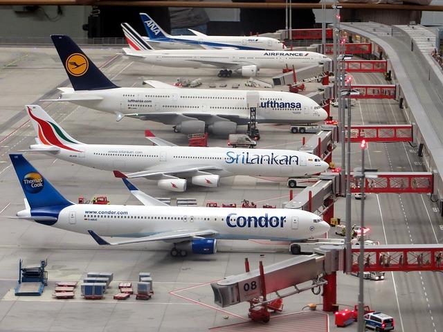 政府が救済する航空会社