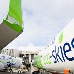 ユナイテッド航空がベンチャーファンド設立、持続可能性に焦点