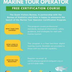 グアム、海洋観光の認定制度導入 持続可能な体験を提供するツールに