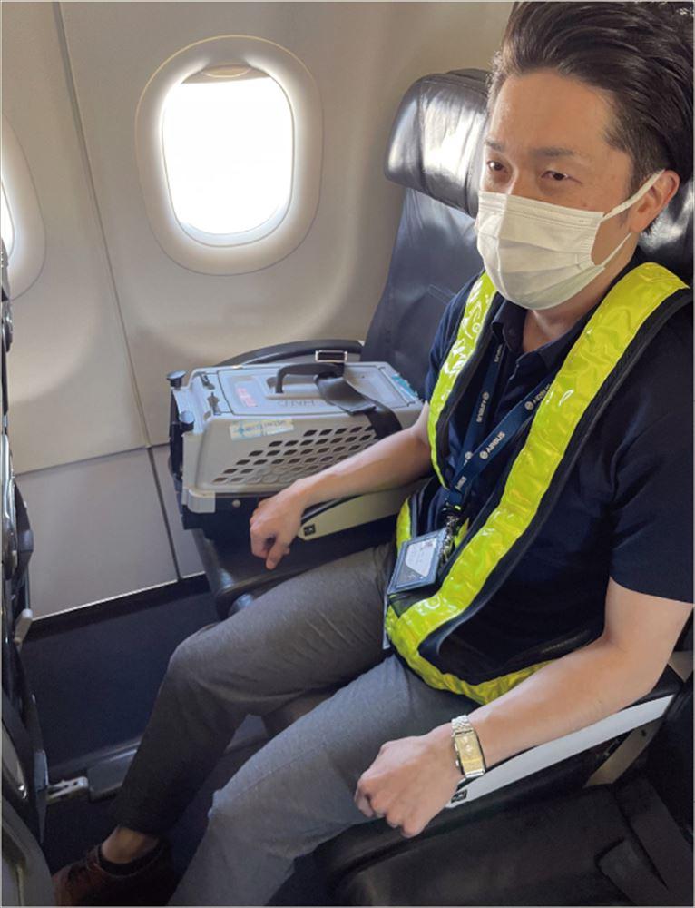 スターフライヤーが機内ペット同伴、22年実施へ検証 新サービス開拓に挑戦