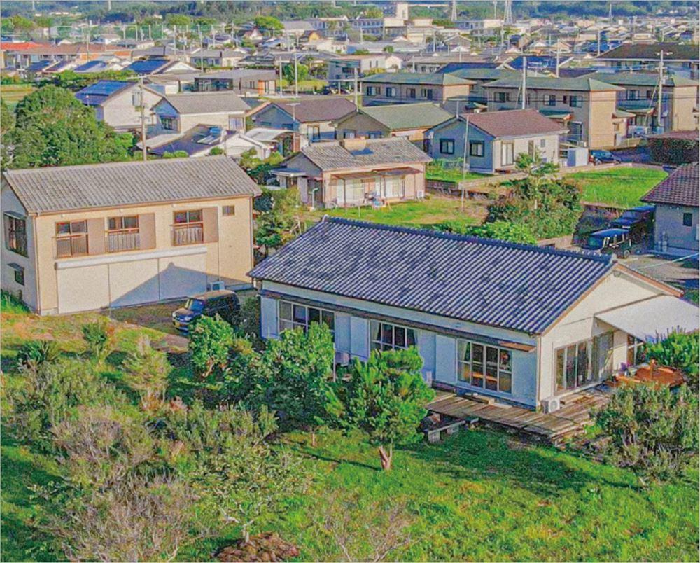 まちづくり連動型のホステル誕生 宮崎県で空き家再生、耕作放棄地も整備
