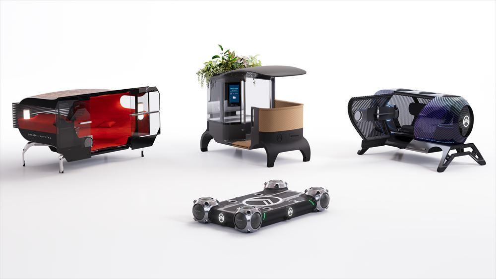 アコーホテルズ、未来のモビリティを提案 都市の自律運転推進へ